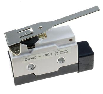 Uzun Kolu Micro Limit Switch SPDT 250VAC 10A