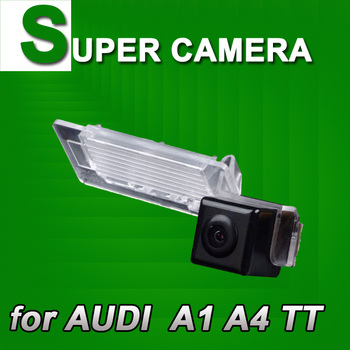 Sony ccd audi a1 a4 allroad coupe için tt coupe roadster q5 RS S5 A5 Cabriolet Araba Geri Park Dikiz Ters Kamera NTSC